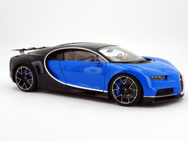 Bugatti Chiron (French Racing Blue) - 2017 - AUTOart