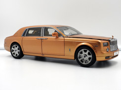 Rolls-Royce Phantom EWB (Arizona Sun) - 2009 - Kyosho