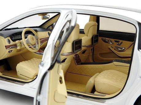 Mercedes-Maybach S 650 (Diamond White) -