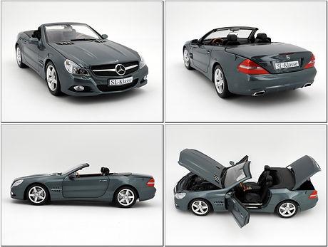 Sheet1_Mercedes-Benz SL 500 (R230) - 200