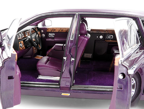 Rolls-Royce Phantom EWB (Twilight Purple