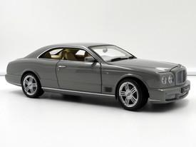 Bentley Brooklands (Venusian Gray) - 2008 - Minichamps