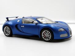 Bugatti Veyron Bleu Centenaire - 2009 - AUTOart