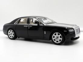 Rolls-Royce Ghost (Diamond Black) - 2010 - Kyosho