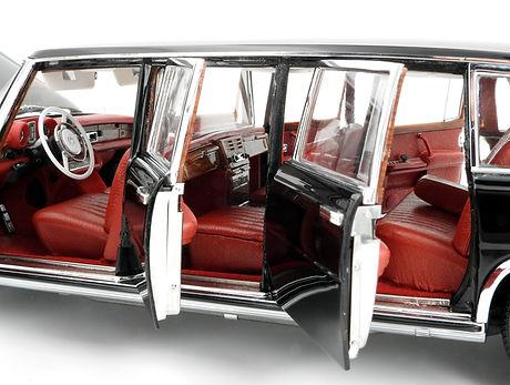 Mercedes-Benz 600 Pullman Limousine (W10