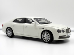 Bentley Flying Spur W12 (Glacier White) - 2013 - Kyosho