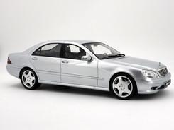 Mercedes-Benz S 55 AMG (W220) - 2000 - OttOmobile