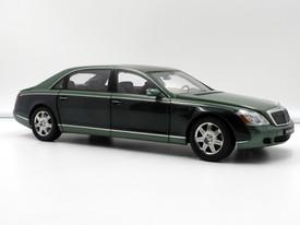 Maybach 62 (Ireland Green Middle / Dark) - 2002 - AUTOart