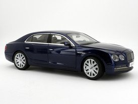Bentley Flying Spur W12 (Peacock Blue) - 2013 - Kyosho