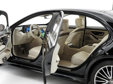 Mercedes-Benz S-Class (V223) - 2021 - No