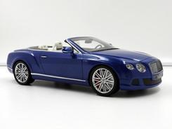 Bentley Continental GT Speed Convertible - 2013 - Minichamps