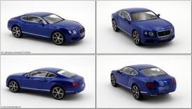 2011_Minichamps_Continental GT V8 (blue)