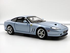 Ferrari 575M Maranello - 2002 - Hot Wheels Elite