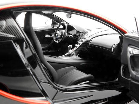 Bugatti Chiron (black) - 2017 - AUTOart_