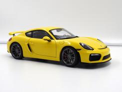 Porsche Cayman GT4 - 2015 - Schuco