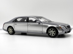 Maybach 62 (Himalayas Grey Bright - Nayarit Silver) - 2004 - AUTOart