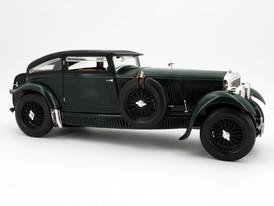 Bentley Speed Six Gurney Nutting Blue Train Special - 1930 - Minichamps
