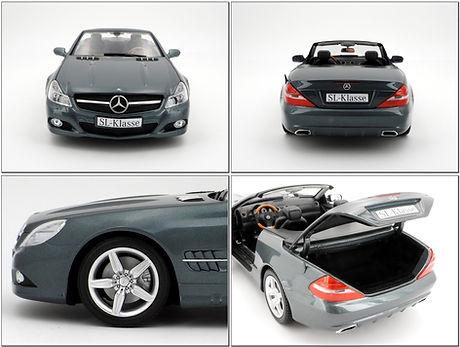 Sheet3_Mercedes-Benz SL 500 (R230) - 200