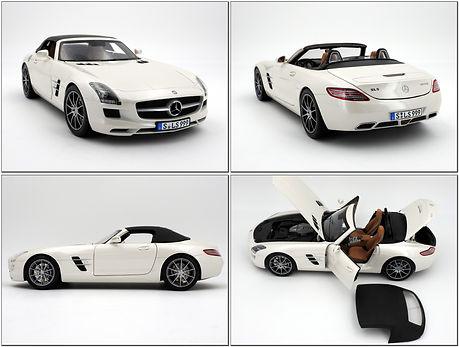 Sheet1_Mercedes-Benz SLS AMG roadster (R
