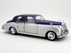 Rolls-Royce Silver Cloud II - 1960 - Minichamps