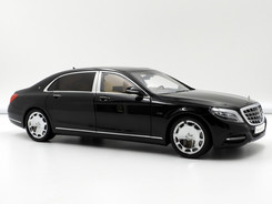Mercedes-Maybach S 600 - 2016 - Almost Real