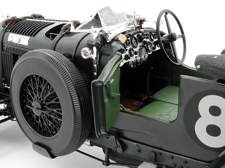 Bentley Blower 4.5 L (8) - 1930 - Minich