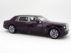 Rolls-Royce Phantom EWB (Twilight Purple) - 2012 - Kyosho