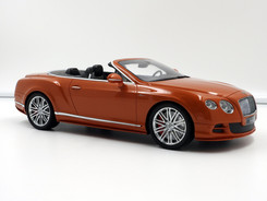 Bentley Continental GT Speed convertible - 2014 - Minichamps