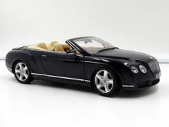 Bentley Continental GTC (Dark Sapphire) - 2006 - Minichamps