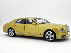 Bentley Mulsanne Speed (Julep) - 2017 - Almost Real