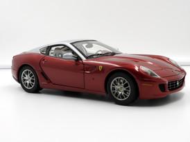 Ferrari 599 GTB Fiorano - 2006 - Hot Wheels Elite