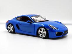 Porsche Cayman S (981) - 2013 - Minichamps