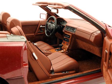 Mercedes-Benz 500 SL (R129) - 1989 - Nor