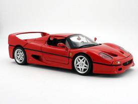 Ferrari F50 - 1995 - Hot Wheels Elite