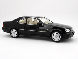 Mercedes-Benz CL 600 (C140) - 1998 - Norev