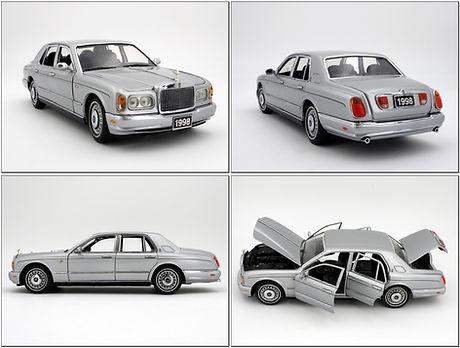 Sheet1_Rolls-Royce Silver Seraph - 1998