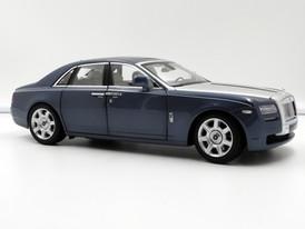 Rolls-Royce Ghost (Lunar Blue) - 2010 - Kyosho