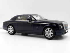 Rolls-Royce Phantom Coupe (Peacock Blue) - 2012 - Kyosho