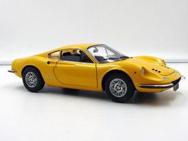 Ferrari Dino 246 GT - 1969 - Hot Wheels Elite