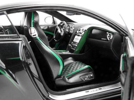 Bentley Continental GT3-R (Cumbrian Gree
