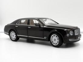 Bentley Mulsanne (Arabica over Burnt Oak) - 2010 - Minichamps