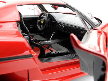 Ferrari F50 - 1995 - Hot Wheels Elite_11