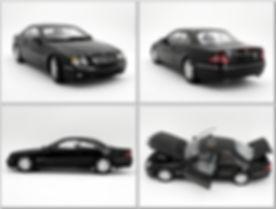 Sheet1_Mercedes-Benz CL 600 (C215) - 200