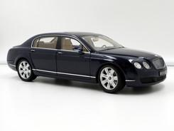 Bentley Continental Flying Spur (blue) - 2005 - Minichamps