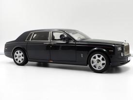 Rolls-Royce Phantom EWB (Darkest Tungsten) - 2009 - Kyosho