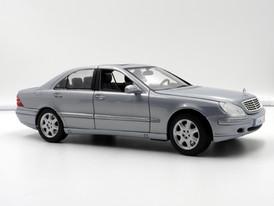 Mercedes-Benz S 500 (W220) - 1998 - Maisto