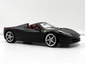 Ferrari 458 Spider - 2011 - Hot Wheels Elite