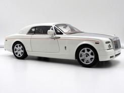 Rolls-Royce Phantom Coupe (English White) - 2012 - Kyosho