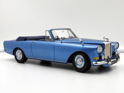 Bentley S3 Continental Mulliner Park Ward Drophead - 1965 - Neo