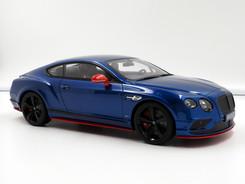 Bentley Continental GT Speed Black Edition - 2016 - GT Spirit